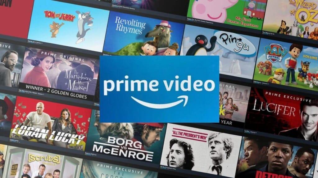 amazon prime video OTT platforms
