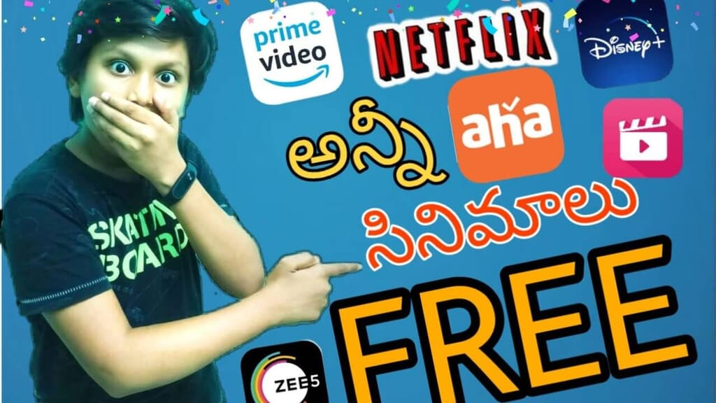 amazon, netflix, disney platforms free or subscription image