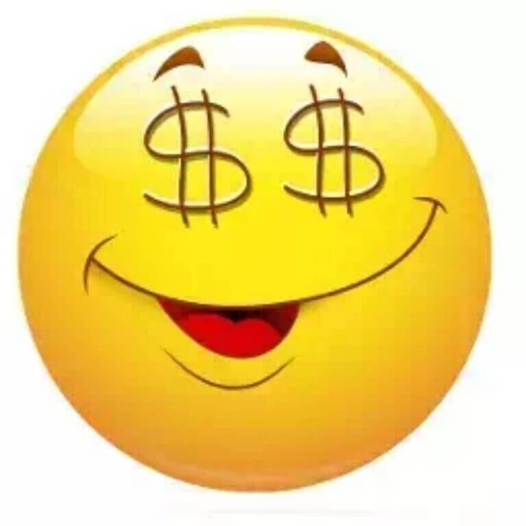 affiliate earning emoji -